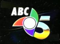 ABC 5 Logo ID 1993-3