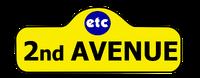 ETC 2nd Avenue Logo 2006