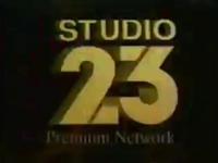Studio 23 Logo ID 1996