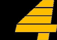 PTV 4 Logo (1989-1995)