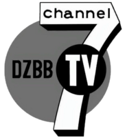 DZBB-TV Channel 7 Logo 1950