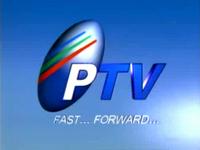PTV 4 Logo ID 2000