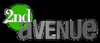 2nd Avenue 3D Logo July 2008