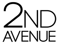 2nd Avenue Print Logo October 14-16, 2016
