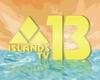 Islands TV-13 Logo ID 1990