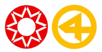 MBS 4 Alternative Logo 1984