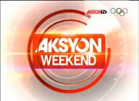 Aksyon Weekend October 2013