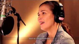 'Kwento Natin Ito' ABS-CBN 60th Anniversary Station ID Recording