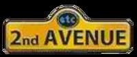 ETC 2nd Avenue 2D Logo (2005-2007)