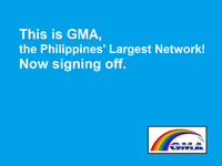 GMA Sign Off 1995