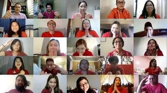 """""""Buong Puso Para sa Kapuso"""" Music Video by GMA Pinoy TV"""