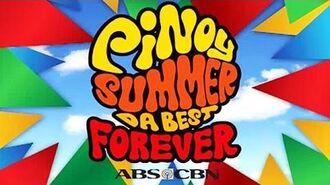 "ABS-CBN Summer Station ID 2012 ""Pinoy Summer Da Best Forever"" Lyric Video"