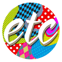 ETC RGB Pattern Logo (June-August 2015)