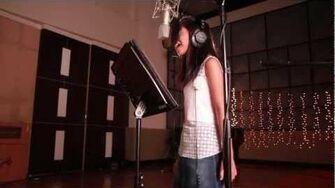 Maria Aragon - Da Best Ang Pasko Ng Pilipino (Recording Sessions)
