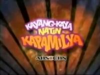 ABS-CBN Kayang-Kaya Natin, Kapamilya Test Card