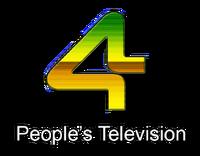 PTV 4 Logo 1987
