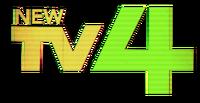 New TV 4 Logo 1986