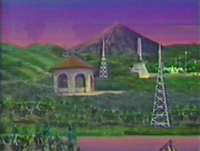 GMA Radio-Television Arts Sign On and Sign Off Background (1987-1992)