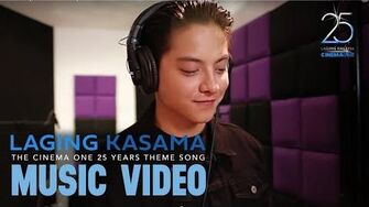 Daniel Padilla - Laging Kasama Music Video Cinema One 25 Years