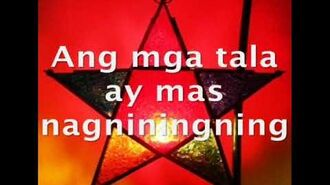 Star ng Pasko with lyrics, ABS-CBN Christmas Station ID 2009