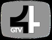 GTV 4 Logo 1974