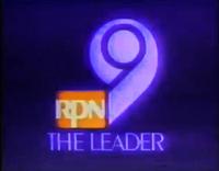 RPN 9 Logo ID 1988