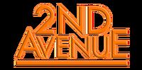 2nd Avenue 2D Logo 2016