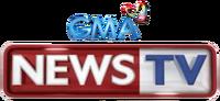GMA News TV 3D Logo (From GMA News TV International, 2014 version)