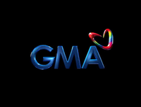 GMA Test Card (2011-2014) with 3D