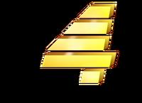 PTV 4 Alternative Logo 1995