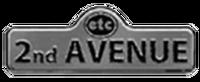 ETC 2nd Avenue Print Logo (2005-2007)