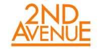 2nd Avenue Logo May 26-31, 2018