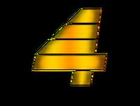PTV 4 Logo 1992