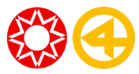 MBS 4 Alternative Logo (1980-1986)