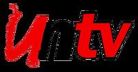 UNTV Wordmark (2001-2006)