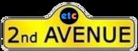 ETC 2nd Avenue 2D Logo 2005