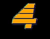 PTV 4 Logo (1989-1990)
