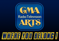 GMA Radio-Television Arts Sign On and Sign Off 1987