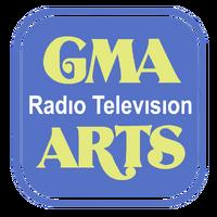GMA Radio-Television Arts Logo 1987
