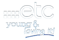 ETC Young & Loving It Logo 2012