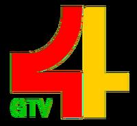 GTV 4 Wordmark Logo 1977