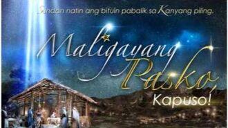 "GMA Network Christmas SID 2013 Jingle- ""Sundan Natin ang mga Bituin Pabalik sa Kanyang Piling"""