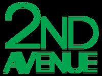 2nd Avenue Logo October 14-16, 2016