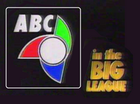 ABC 5 Logo ID March 1996