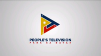 PTV 4 Logo ID 2018