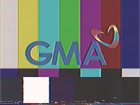 GMA Test Card (2002-2005)
