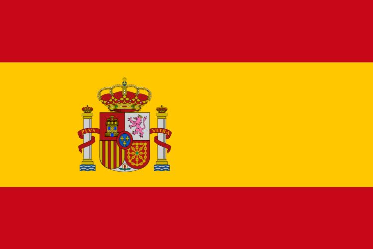 Испания футбол история флаг