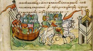 Каспийский поход Мстислава