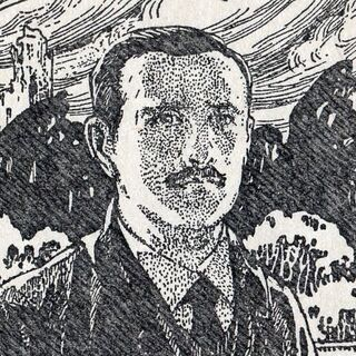 Александр Кондратьев. Рисунок Татьяны Кейн