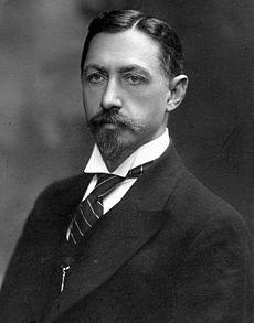 Ivan Bunin (sepia)